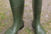 A hole in your welly